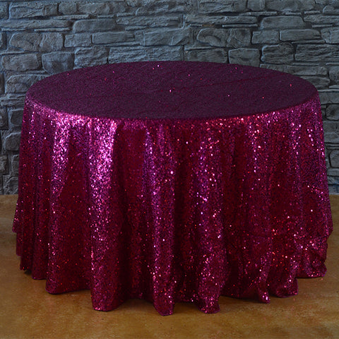 sequins tablecloths
