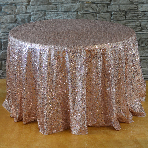 sequins tablecloth