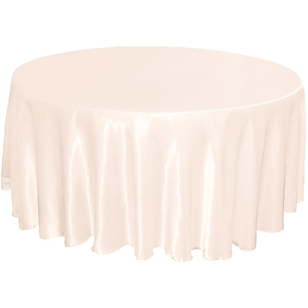 120 Quot Round Satin Tablecloth Wholesale Wedding Chair Covers