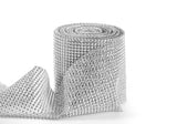 Rhinestone Mesh Roll (30ft) - Wholesale Wedding Chair Covers l Wedding & Party Supplies