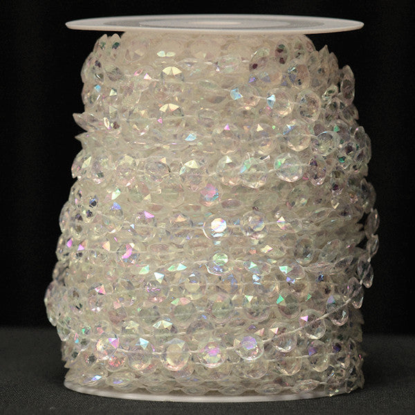 iridescent roll (40 yards) - Wholesale Wedding Chair Covers l Wedding & Party Supplies