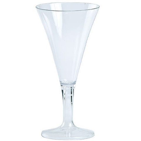 Martini Glass 10 CT. - Wholesale Wedding Chair Covers l Wedding & Party Supplies