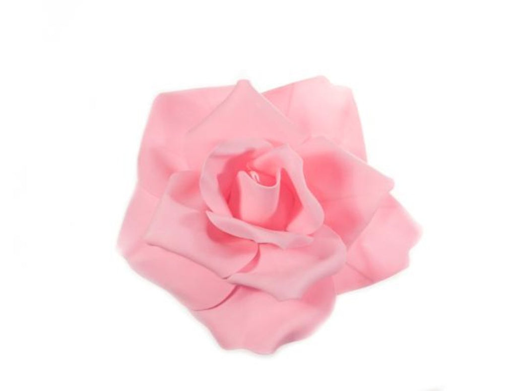 Pink Foam Flower Wall Decor - Wholesale Wedding Chair Covers l Wedding & Party Supplies