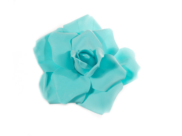 Spa Foam Flower Wall Decor - Wholesale Wedding Chair Covers l Wedding & Party Supplies