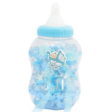 Baby bottle with mini bottles inside Blue - Wholesale Wedding Chair Covers l Wedding & Party Supplies