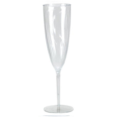 Champagne flutes 8 CT. - Wholesale Wedding Chair Covers l Wedding & Party Supplies
