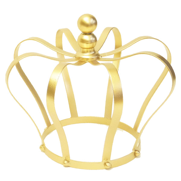 "Crown Centerpiece Candle Holder 10"" - Wholesale Wedding Chair Covers l Wedding & Party Supplies"