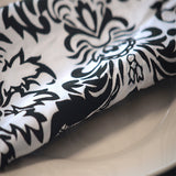 Damask Napkins (Pack of 10) - Wholesale Wedding Chair Covers l Wedding & Party Supplies