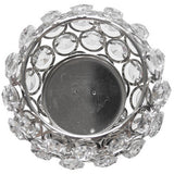 Crystal ball votive candle holder - Wholesale Wedding Chair Covers l Wedding & Party Supplies