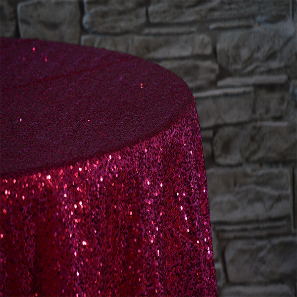 Sequins Linens For 8ft Banquet Table Sequins Wedding And