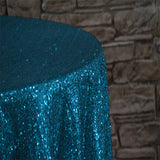 "90"" x 156"" Rectangular Sequins Tablecloth - Wholesale Wedding Chair Covers l Wedding & Party Supplies"