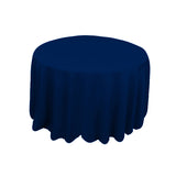 "120"" Round Polyester Tablecloth - Wholesale Wedding Chair Covers l Wedding & Party Supplies"