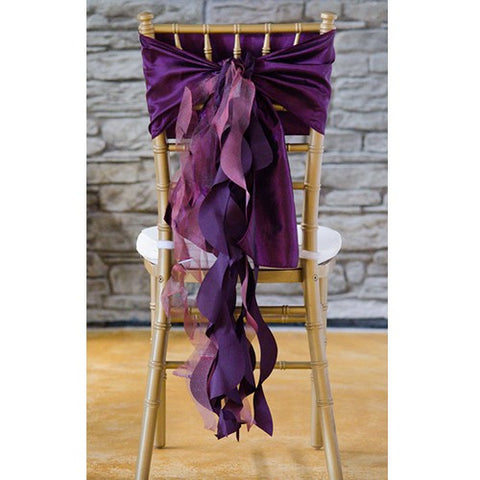 Curly willow chair sash - Wholesale Wedding Chair Covers l Wedding u0026 Party Supplies  sc 1 st  Wholesale wedding chair covers & Chair Sashes u0026 Bands   Chair decorations   Wholesale wedding chair ...