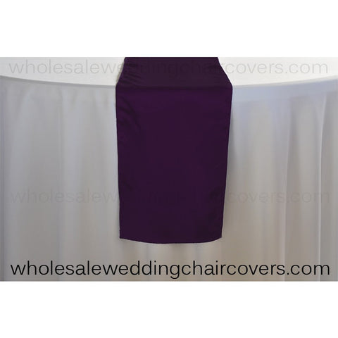 ... Satin Table Runner   Wholesale Wedding Chair Covers L Wedding U0026 Party  Supplies ...