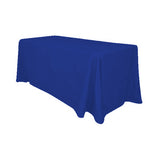 90 x 132 Polyester Tablecloth - Wholesale Wedding Chair Covers l Wedding & Party Supplies