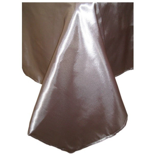 "90""  x 156"" rectangular satin tablecloth - Wholesale Wedding Chair Covers l Wedding & Party Supplies"