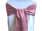 Satin Sash (Pack of 10) - Wholesale Wedding Chair Covers l Wedding & Party Supplies