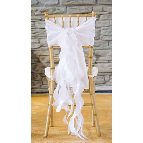 Curly willow chair sash - Wholesale Wedding Chair Covers l Wedding & Party Supplies