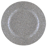 "13"" Glitter Charger - Wholesale Wedding Chair Covers l Wedding & Party Supplies"