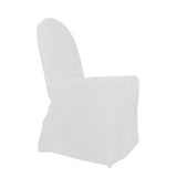 Standard Round Top Banquet Chair Cover | Polyester chair covers - Wholesale Wedding Chair Covers l Wedding & Party Supplies