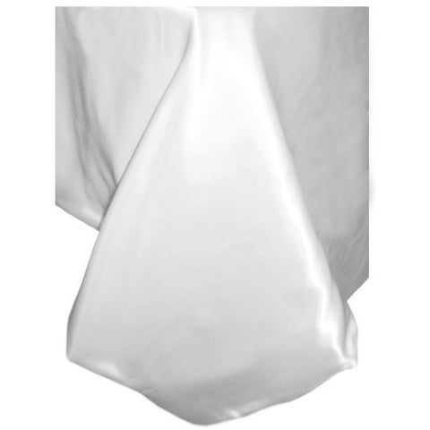 90 X 132 SATIN TABLECLOTH - Wholesale Wedding Chair Covers l Wedding & Party Supplies