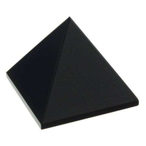 LXRDS OBSIDIAN CRYSTAL PYRAMID
