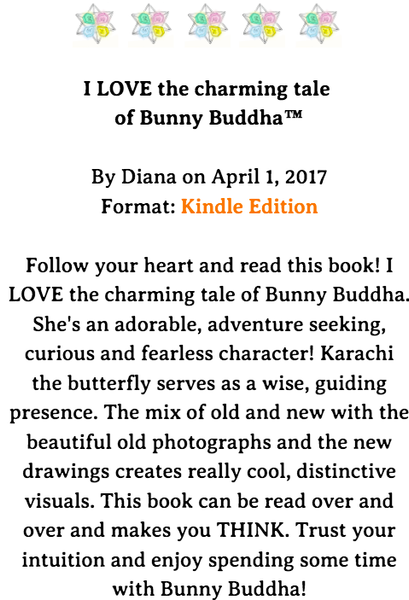 Bunny Buddha Amazon Kids Story review