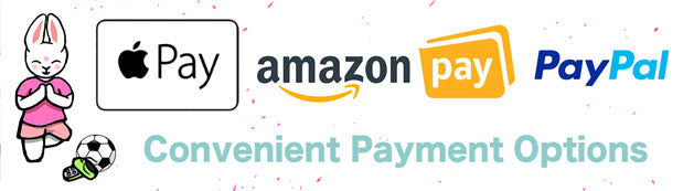 amazon paypal applepay