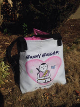 Load image into Gallery viewer, Bunny Buddha™ Tote bag - Bunny Buddha