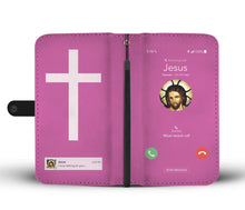 Load image into Gallery viewer, Jesus Is Calling...   (Android / Pink) - Bunny Buddha