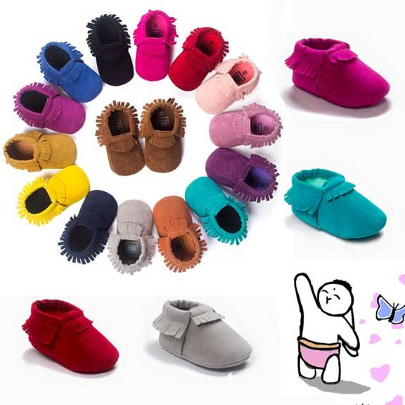 BB Bunny Feet™ - Moccasins for Little Walkers - Bunny Buddha