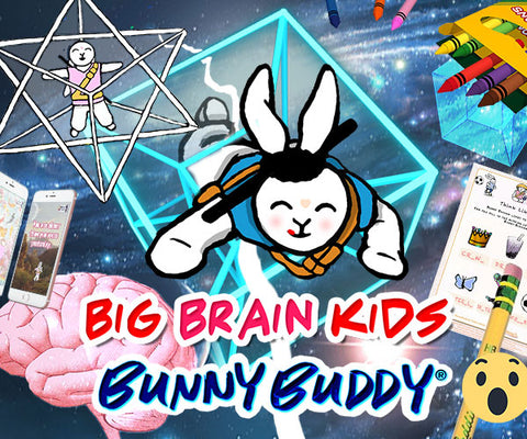 Bunny Buddy Big Brain Kids Home Learning