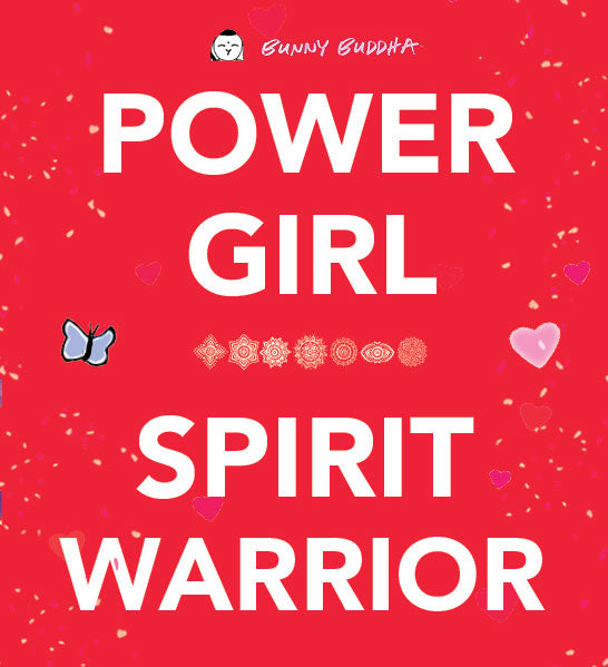 Power Girl Spirit Warrior Digital Handbook