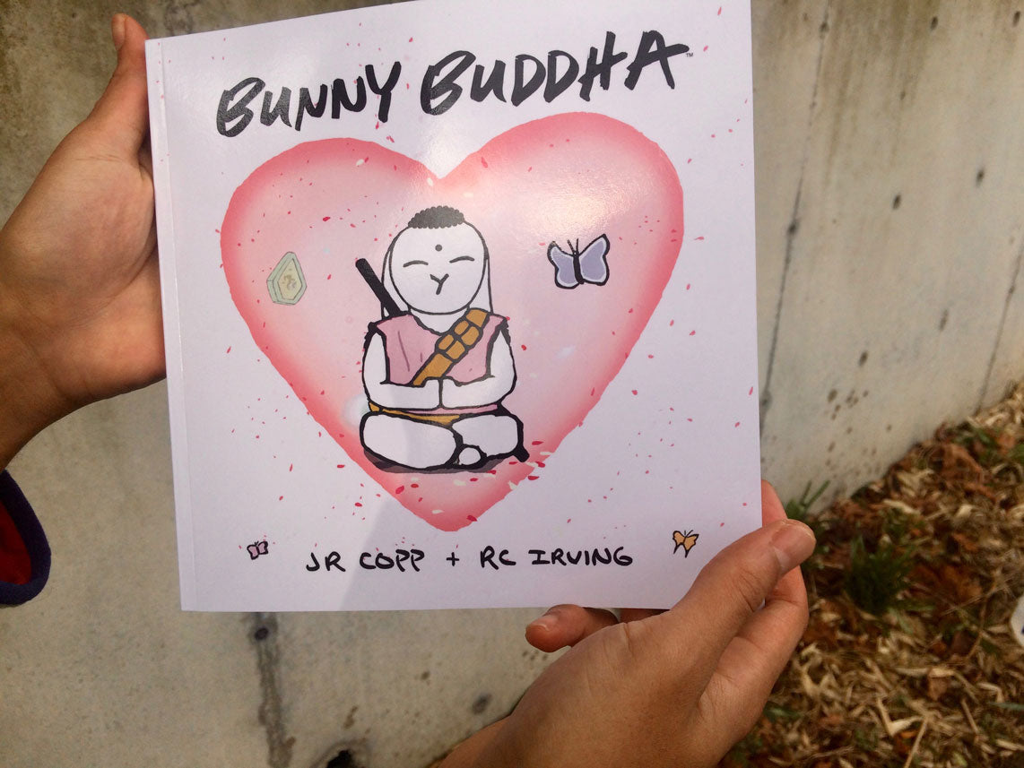 Bunny Buddha™ Book One ペーパーバック - Bunny Buddha