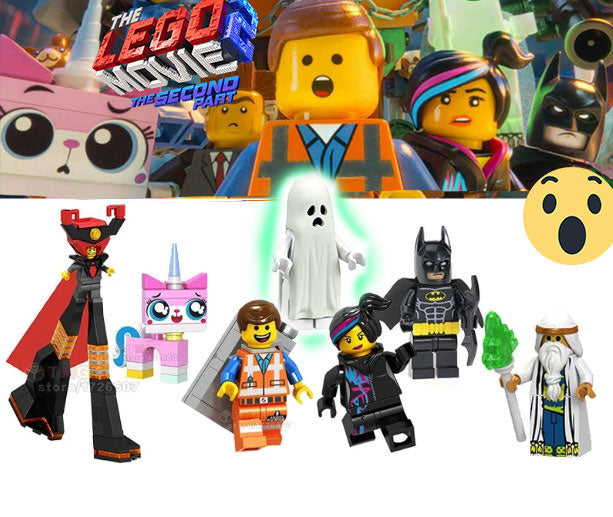 Lego Movie 2 Friends