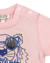 Load image into Gallery viewer, Sunglasses Tiger Embroidered Summer Dress by KENZO - Bunny Buddha
