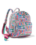 Girls' Candy-Print Shimmer Backpack by BARI LYNN - Bunny Buddha