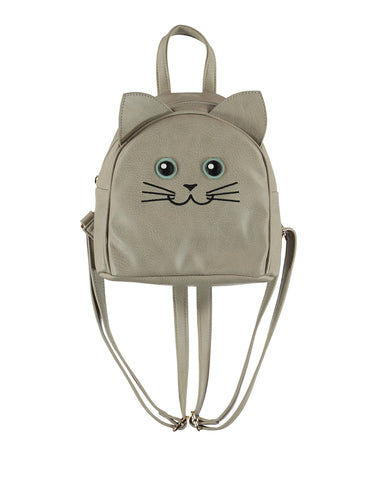 Kids' Kitty Face Backpack by MOLO - Bunny Buddha