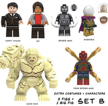 Load image into Gallery viewer, Spider-Man Far From Home 8Pcs Mega Set - Bunny Buddha