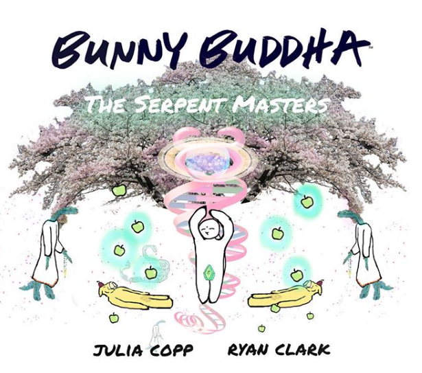 COMING SOON! Bunny Buddha III: The Serpent Masters - Bunny Buddha
