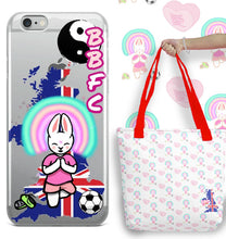 Load image into Gallery viewer, Spring Footballer Bag / Phone Case Bundle + FREE Digi BB Pack - Bunny Buddha