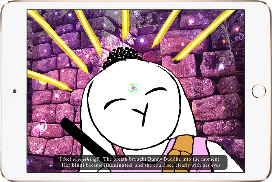 Bunny Buddha™ Learn English Download - Bunny Buddha
