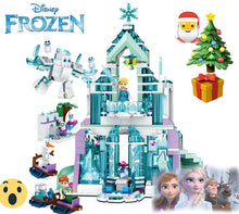 Load image into Gallery viewer, ❄️  Elsa's Frozen Ice Castle / Magical Palace - Bunny Buddha