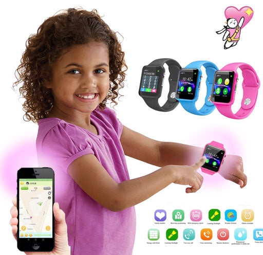Android Compatible Kids Smartwatch - Bunny Buddha