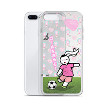 Load image into Gallery viewer, Score The Goal iPhone Case - Bunny Buddha