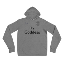 Load image into Gallery viewer, FLY GODDESS PSG Unisex hoodie - Bunny Buddha