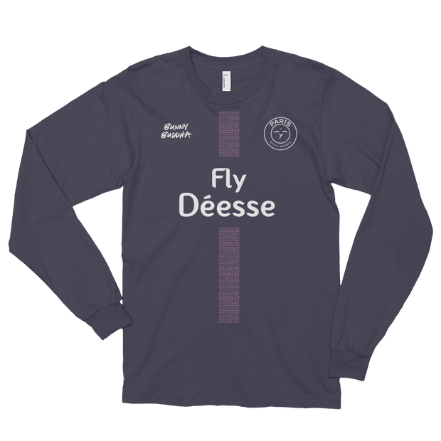 Fly Déesse Long Sleeve Shirt w/ PSG Back - Bunny Buddha