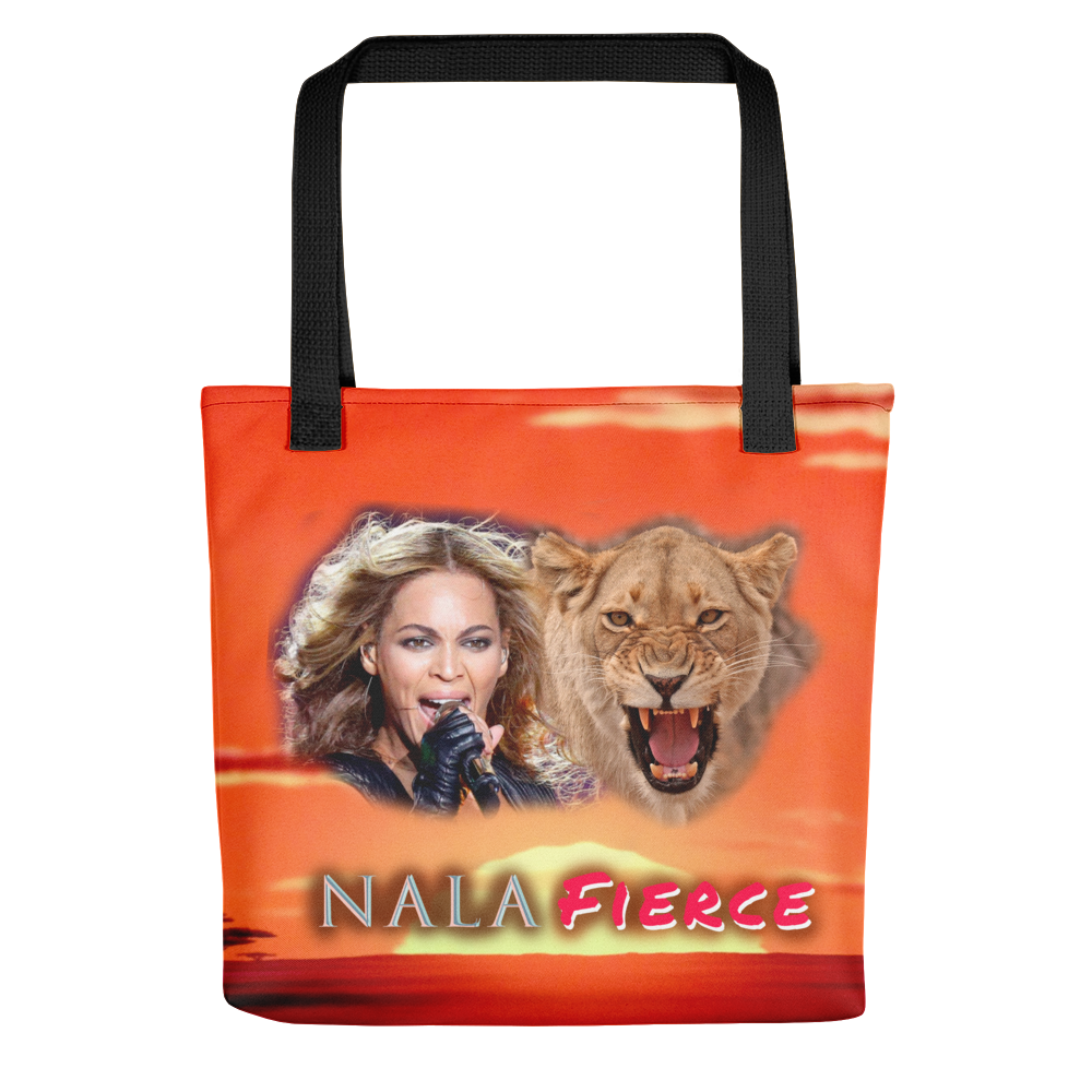 Nala Fierce Tote bag - Bunny Buddha