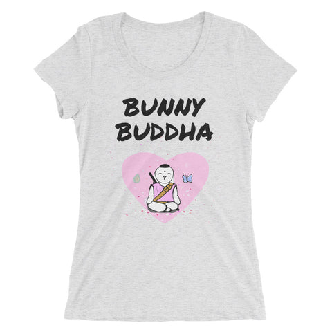 BB Ladies' T-shirt - Bunny Buddha
