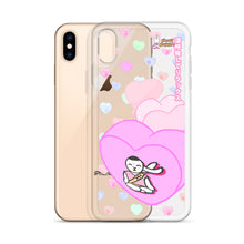 Load image into Gallery viewer, Big Bubble iPhone Case - Bunny Buddha